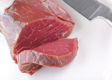 Prime fresh Fillet steak Royalty Free Stock Image