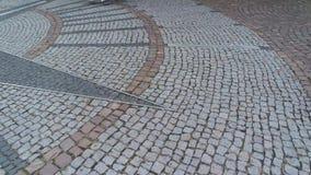 Prime Meridian in Baden-Baden stock footage