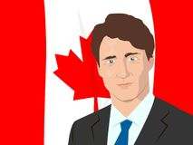 Prime minister of Canada Royalty Free Stock Photo