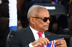 Prime Minister of Cape Verde Jose Maria Neves Stock Image