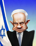 Prime Minister of Israel Royalty Free Stock Photo