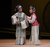 "Prime Minister Mrs-Kunqu Opera ""the West Chamber"" Stock Photos"