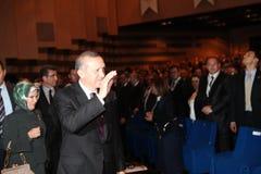 Prime Minister Recep Tayyip Erdogan Stock Photography