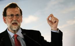 Prime minister of Spain Mariano Rajoy Royalty Free Stock Photo