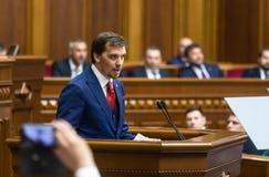 Prime Minister of Ukraine Alexey Goncharuk