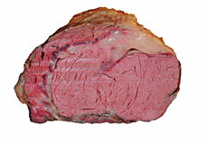 Prime rib Royalty Free Stock Image