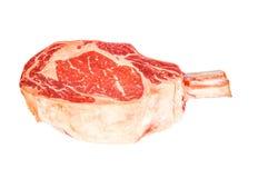 Prime rib steak cut Royalty Free Stock Image