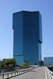 Prime Tower in the Swiss finance center metropolitan Zurich, Switzerland Stock Photography