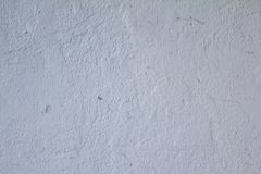 Primed wall. The texture of a rough, primed wall Royalty Free Stock Photos