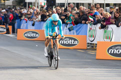 Primeira fase de raça de Tirreno Adriatica Fotografia de Stock