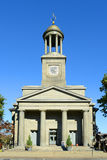 Primeira igreja paroquial unida, Quincy, Massachusetts Foto de Stock Royalty Free