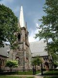 Primeira igreja reformada - Schenectady, NY Imagem de Stock