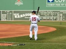 Primeira jornada 2011 de Red Sox Imagem de Stock