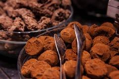 Primeira qualidade do chocolate de Bélgica Foto de Stock Royalty Free