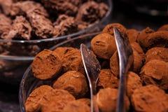 Primeira qualidade do chocolate de Bélgica Fotografia de Stock Royalty Free