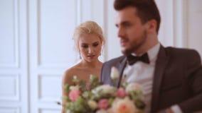 A primeira reunião dos noivos filme