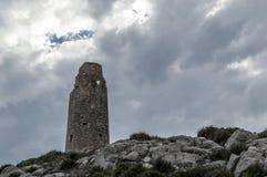 Primeira torre de vigia do greenway Imagens de Stock Royalty Free