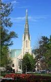 Primeiro Baptist Church de Raleigh Imagens de Stock