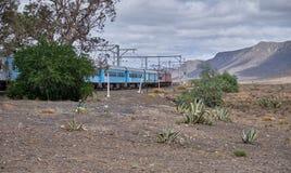 Primeiro Classe a Cape Town imagem de stock