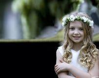 Primeiro comunhão - retrato Fotos de Stock Royalty Free
