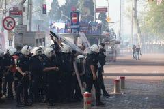 Primeiro de maio em Istambul Fotografia de Stock