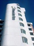 Primeiro hotel da pensão fotografia de stock royalty free