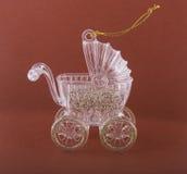 Primeiro Natal dos babys Imagens de Stock Royalty Free
