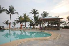 Primel-Strandurlaubsort Terengganu Lizenzfreie Stockfotos