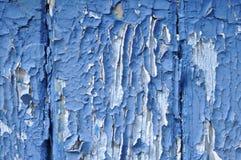 Primer agrietado viejo de la textura de la pintura Fotografía de archivo
