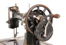 Primer antiguo de la máquina de coser Fotografía de archivo libre de regalías