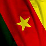 Primer camerunés del indicador Fotos de archivo