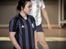 Primer campeonato nacional turco de Korfball Fotografía de archivo