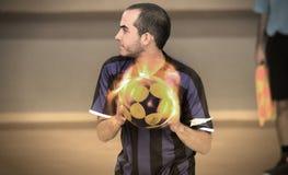 Primer campeonato nacional turco de Korfball Imágenes de archivo libres de regalías