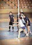 Primer campeonato nacional turco de Korfball Imagenes de archivo