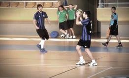 Primer campeonato nacional turco de Korfball Imagen de archivo libre de regalías