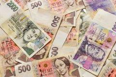 Primer checo del dinero