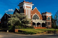 Primer Christian Church Fotografía de archivo libre de regalías
