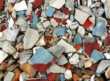 Primer constructivo de las basuras Imagen de archivo libre de regalías
