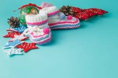 Primer día de año nuevo recién nacido Imágenes de archivo libres de regalías