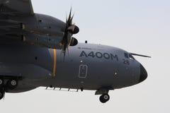 Primer de Airbus A400M Imagen de archivo libre de regalías