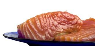 Primer de color salmón Fotografía de archivo libre de regalías