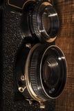 Primer de la cámara Imagenes de archivo