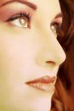 Primer de la cara Imagen de archivo libre de regalías