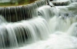 Primer de la cascada Fotos de archivo libres de regalías