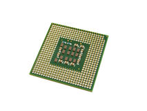 Primer de la CPU Imagenes de archivo