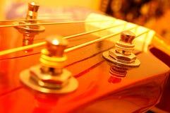 Primer de la guitarra Fotos de archivo