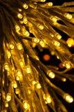 Primer de la iluminación festiva abstracta. Imagenes de archivo