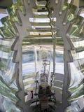 Primer de la lente de Fresnel imagen de archivo libre de regalías