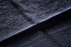 Primer de la materia textil Fotografía de archivo libre de regalías