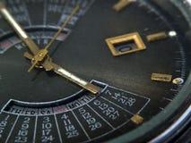 primer de la Reloj-cara Imagen de archivo libre de regalías